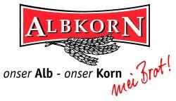 Albkorn-Logo mit neuem Slogan