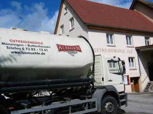 Albkorn-Mühle Luz in Buttenhausen. Foto: Gerhard Schindler