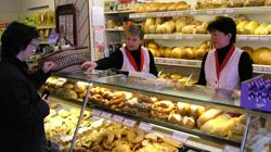 Im Stammhaus der Albkorn-Bäckerei Glocker in Gomadingen