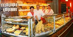 Albkorn-Bäckerei Glocker in Trochtelfingen. Foto: Dieter Reisner