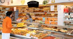Stammhaus der Albkorn-Bäckerei Haug in Sonnenbühl-Genkingen