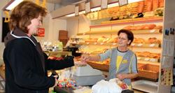 Filiale der Albkorn-Bäckerei Haug in Sonnenbühl-Willmandingen