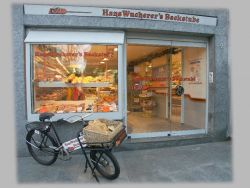 Albkorn-Bäckerei Hans Wucherer in Reutlingen.