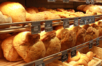 Brote der Bäckerei Sautter
