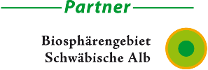 Logo Biosphärenpartner Schwäbische Alb