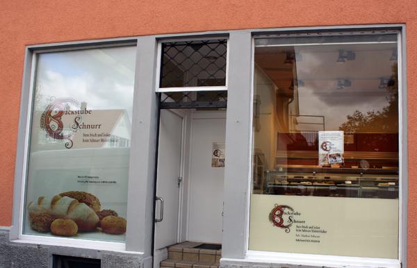 Albkorn-Bäckerei Markus Schnurr Reutlingen [Foto: Gerhard Schindler]