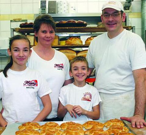 Bäcker-Familie Haug